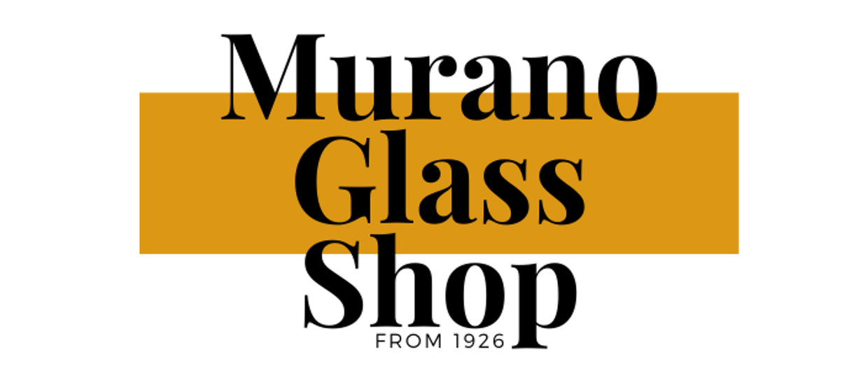 Murano Glass Shop Logo